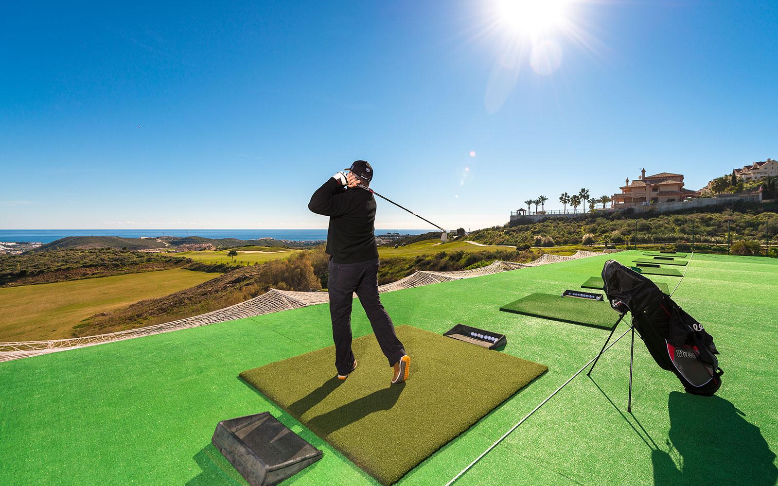calanova golf club valle del golf la cala de mijas. Black Bedroom Furniture Sets. Home Design Ideas
